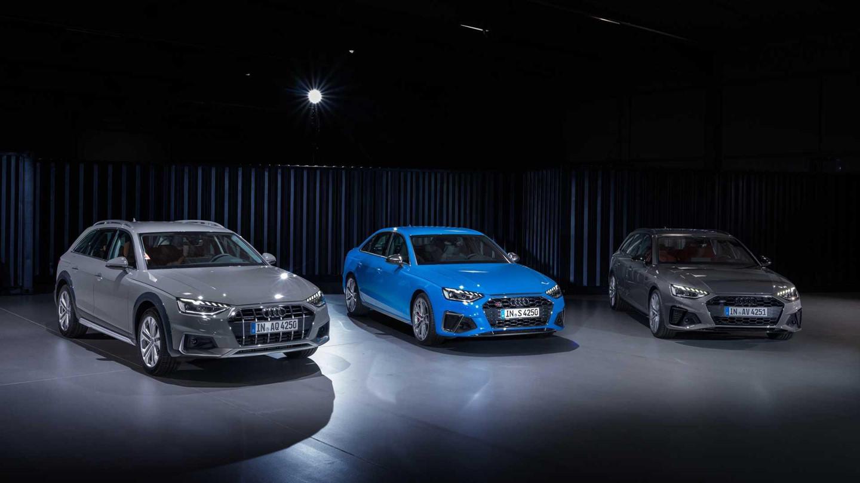 Audi A4 2020 vừa được chính thức ra mắt