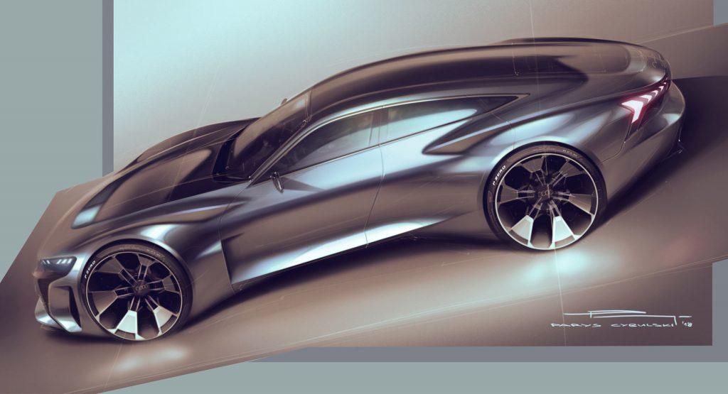 Audi đang lên kế hoạch sản xuất một chiếc Coupe điện bốn cửa tuyệt đẹp