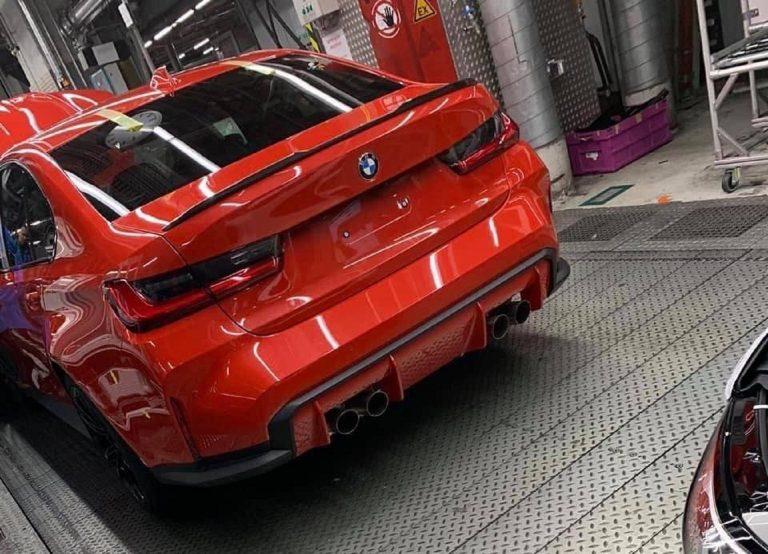 Lộ diện BMW M3/M4 thế hệ tiếp theo với nhiều cải tiến