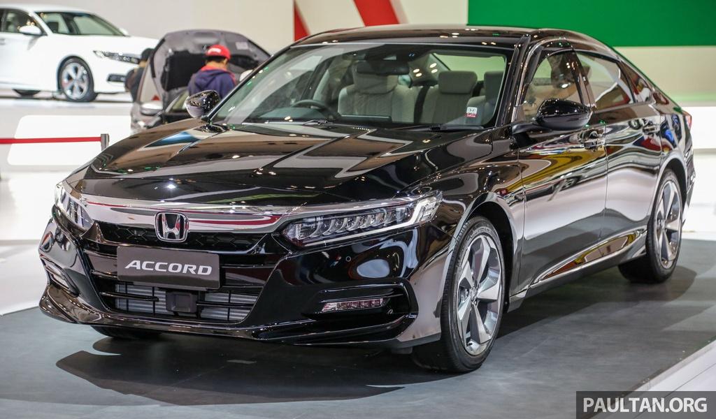 Hé lộ về Honda Accord 2020 mạnh mẽ nhất khu vực Đông Nam Á sắp ra mắt