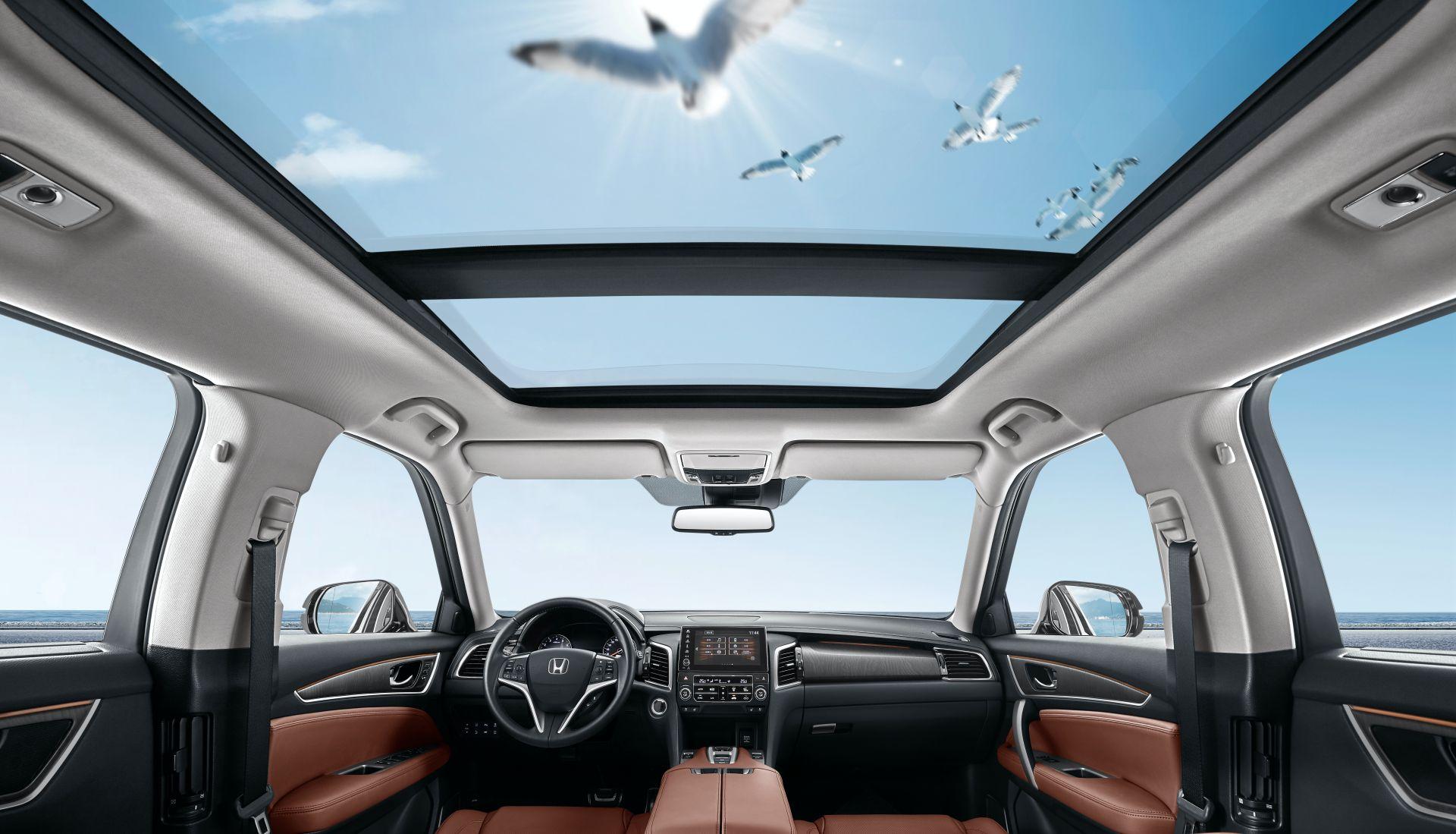 Mẫu SUV hàng đầu Avancier 2020 của Honda nhận được nâng cấp vượt trội