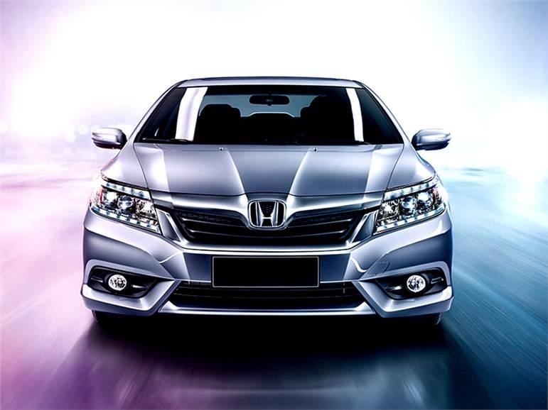 Mẫu Honda City thế hệ mới 2020