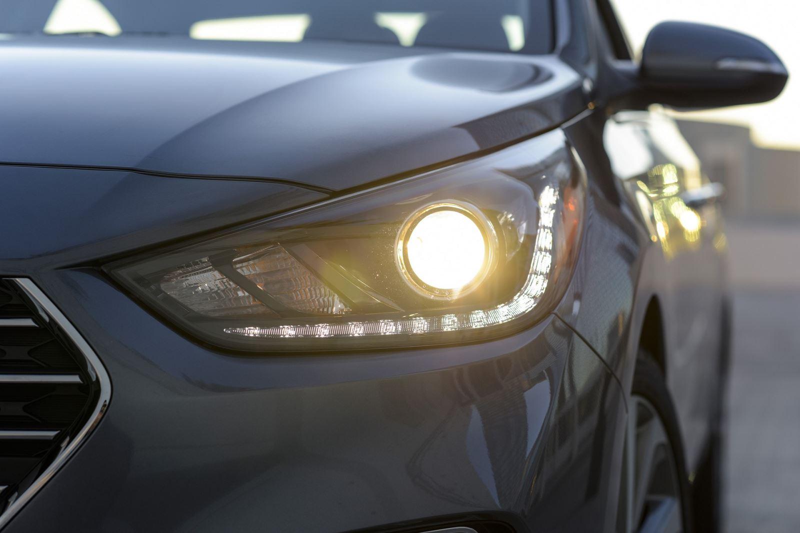 Hyundai Accent 2020 có giá từ 15.125 USD tại Mỹ