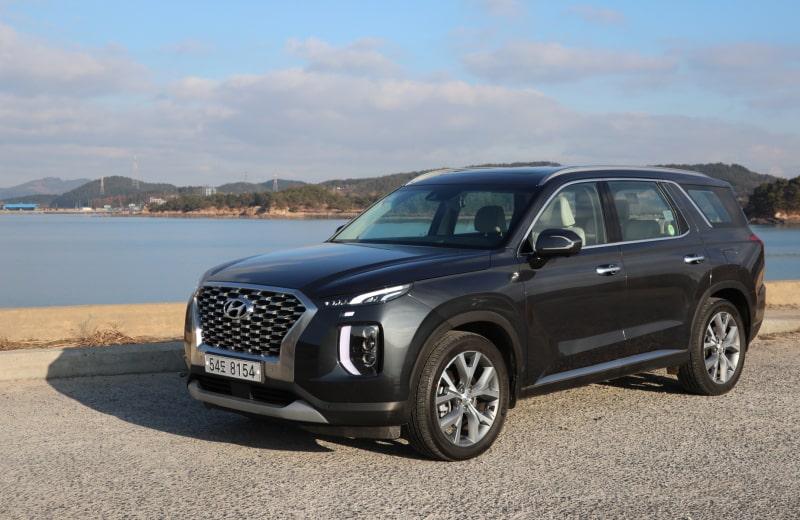 Hyundai Palisade 2019 có giá 1,87 tỉ đồng.