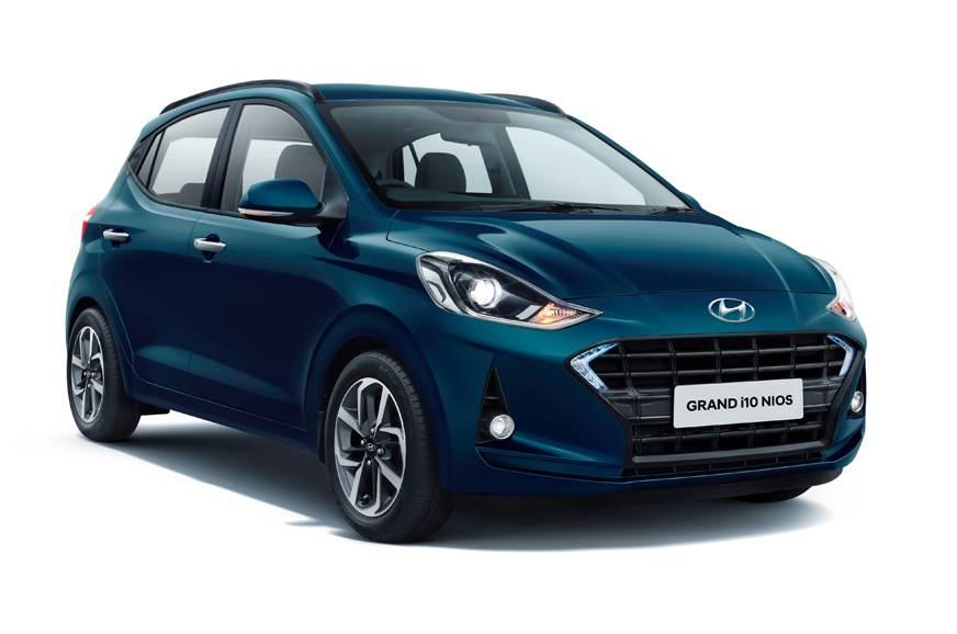 Hyundai Grand i10 Nios mới sẽ có tới 10 biến thể cho khách hàng lựa chọn