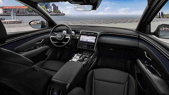 Hyundai Tucson thế hệ mới chính thức ra mắt, thay đổi toàn diện