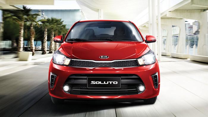 Kia Soluto ra giá 399 triệu đồng, phân khúc xe hạng B tăng nhiệt
