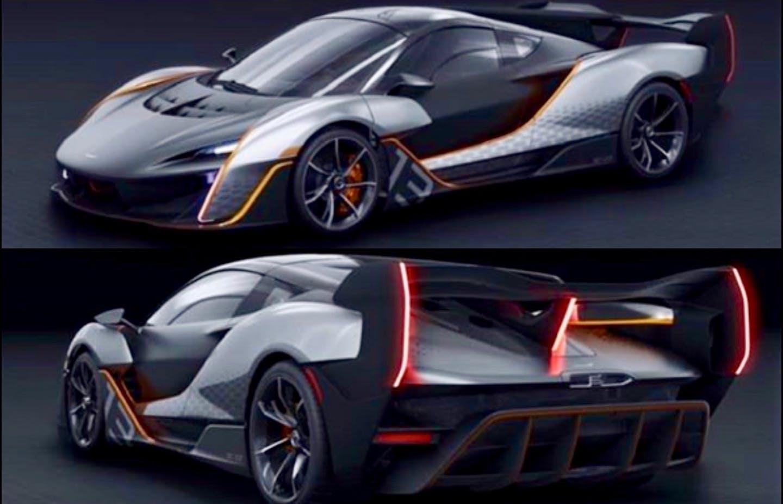 Rò rỉ về siêu xe 'siêu độc' mới toanh của McLaren, giới hạn 5 chiếc trên toàn cầu