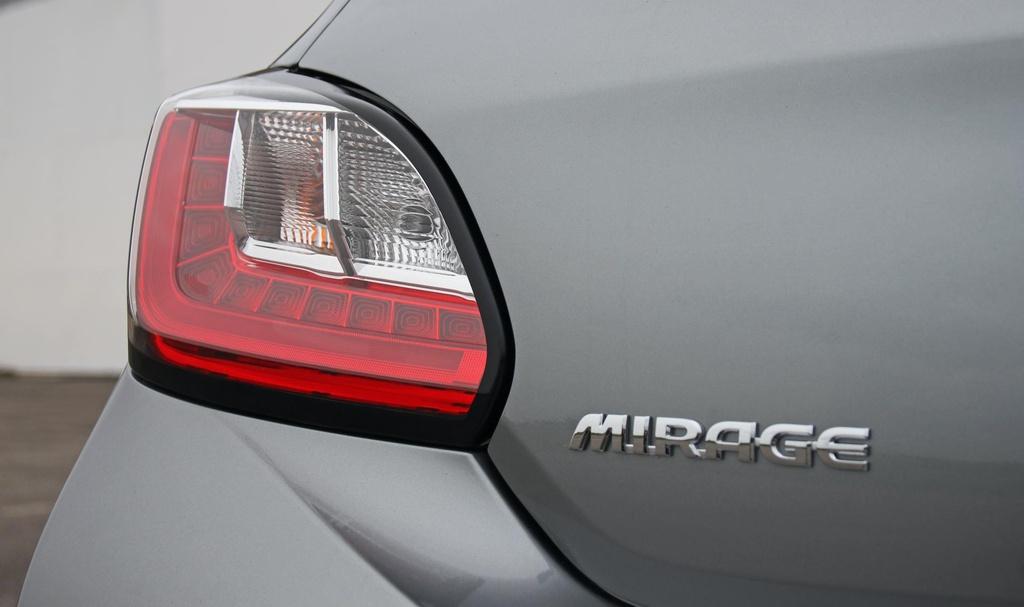 Mitsubishi Mirage 2020