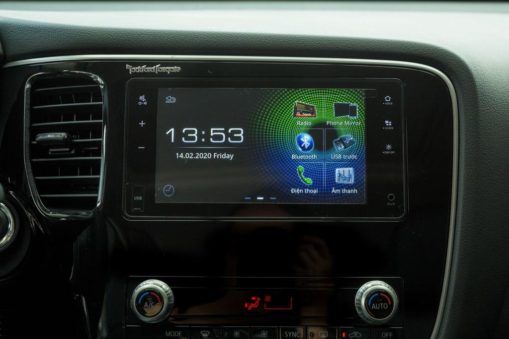 Mitsubishi Outlander 2020 ra mắt tại Việt Nam