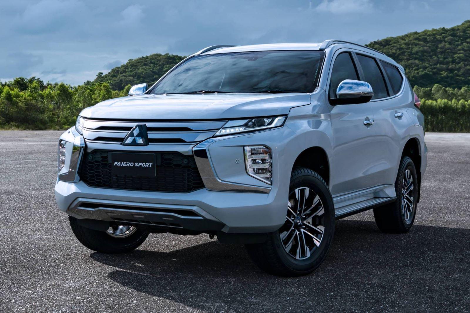Mitsubishi Pajero Sport 2020 ra mắt tại Thái Lan với nhiều thay đổi mới, giá ấn tượng