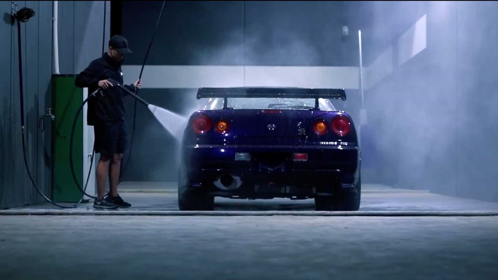 R34 Nissan GTR