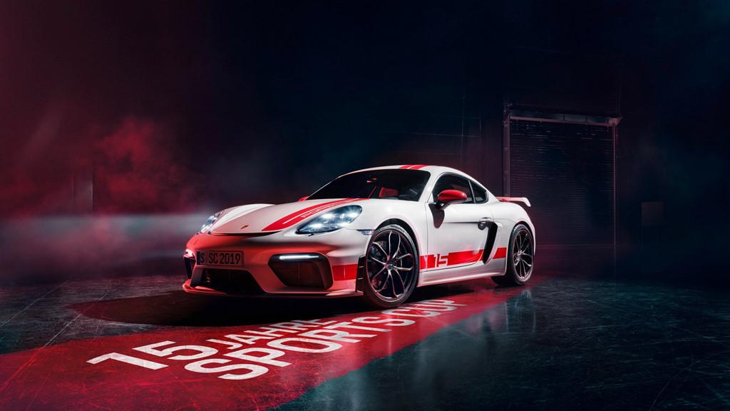 Porsche 718 Cayman phiên bản xe đua - chất hơn, sức mạnh không đổi