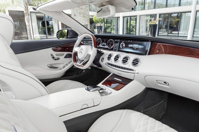 S-Class 2019 phiên bản coupe