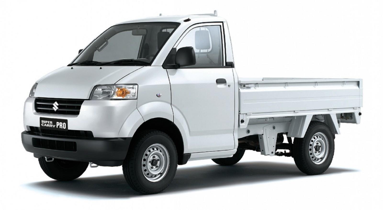Xe tải Super Carry Pro thùng lửng