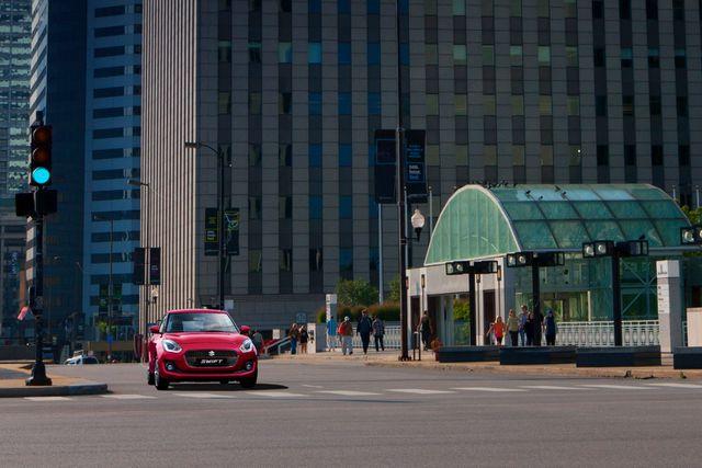Suzuki The All New Swift chiếc xe đô thị cho người trẻ thành đạt