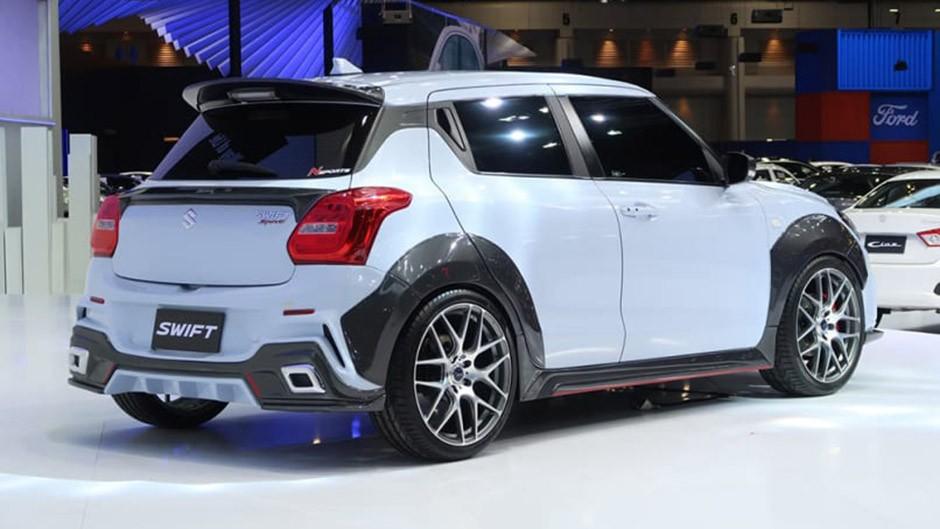 Suzuki Swift Sport Extreme concept