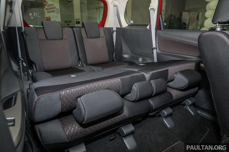 Mẫu MPV Toyota Avanza 2019