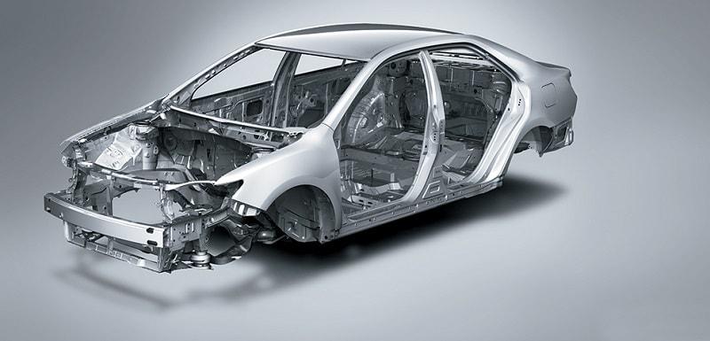 Khung xe Toyota Camry 2.0G