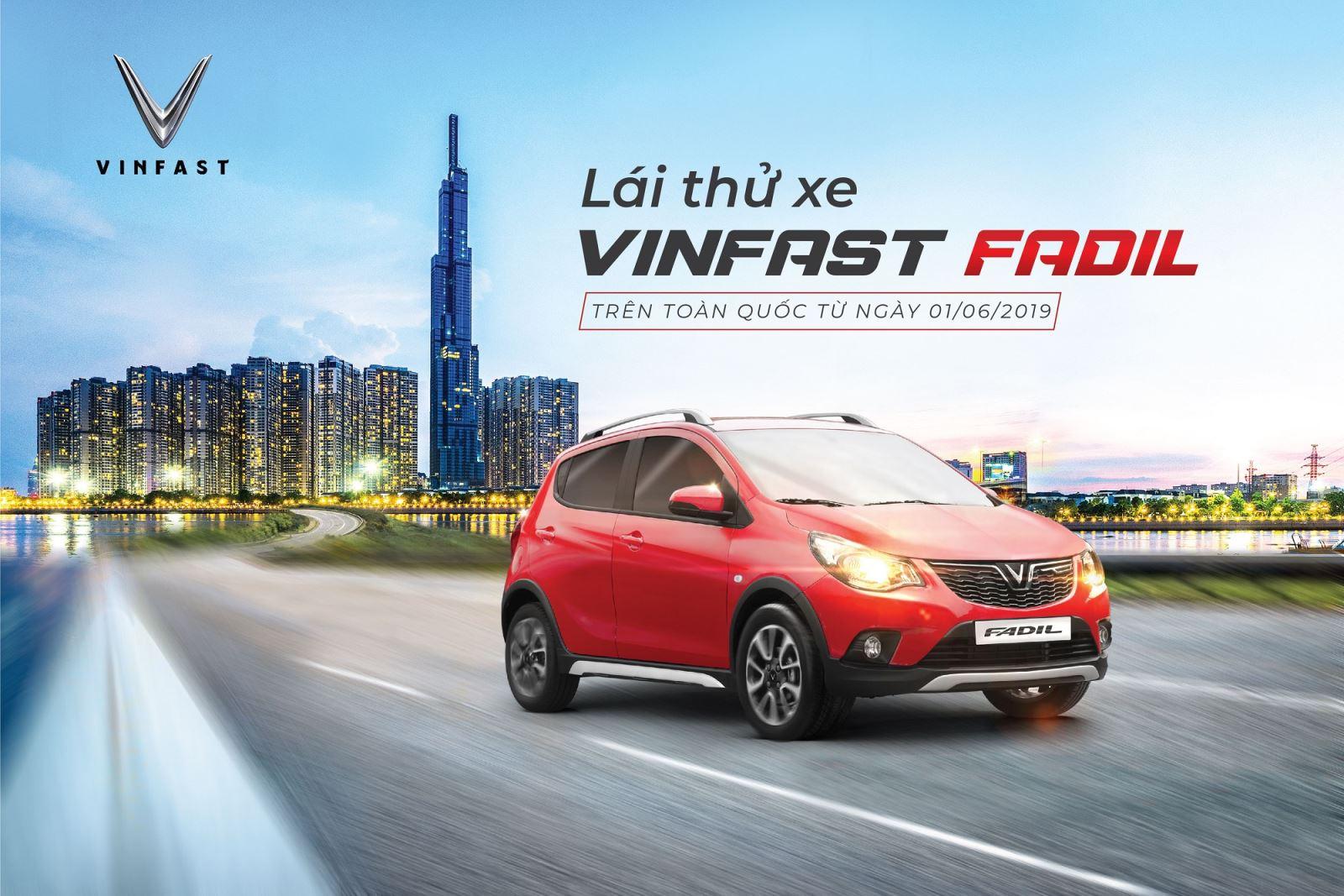 VinFast sẵn sàng giao ôtô cho khách hàng trong tháng 6