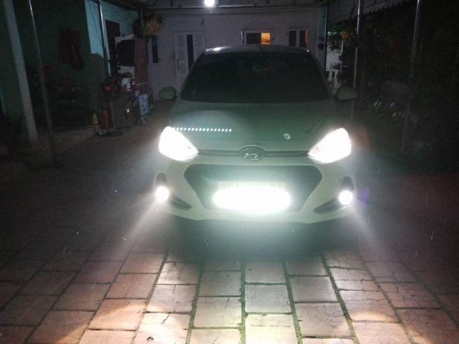 Chế thêm đèn LED trên ô tô những vị trí nào sẽ bị phạt?