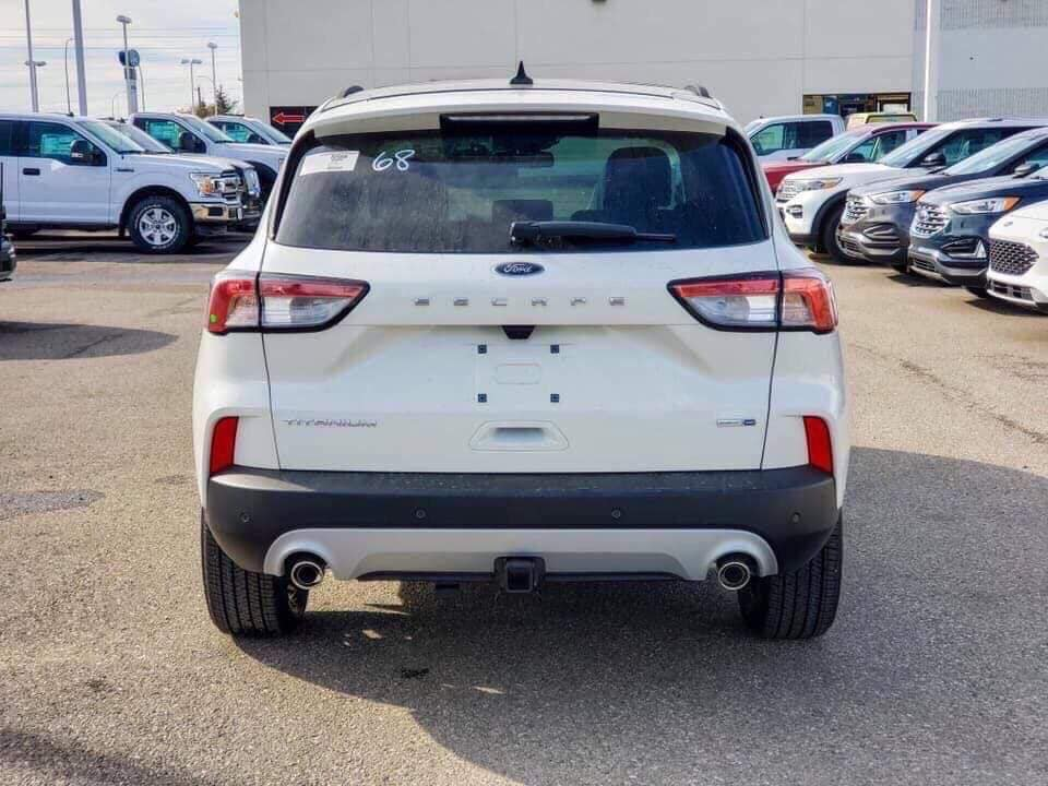 Ford Escape 2020 tái xuất tại thị trường Việt