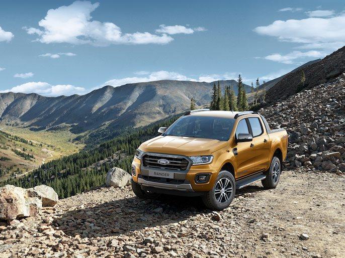 Cận cảnh Ford Ranger Limited dành riêng cho thị trường Việt Nam