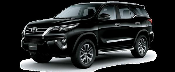 Toyota Fortuner lắp ráp trong nước