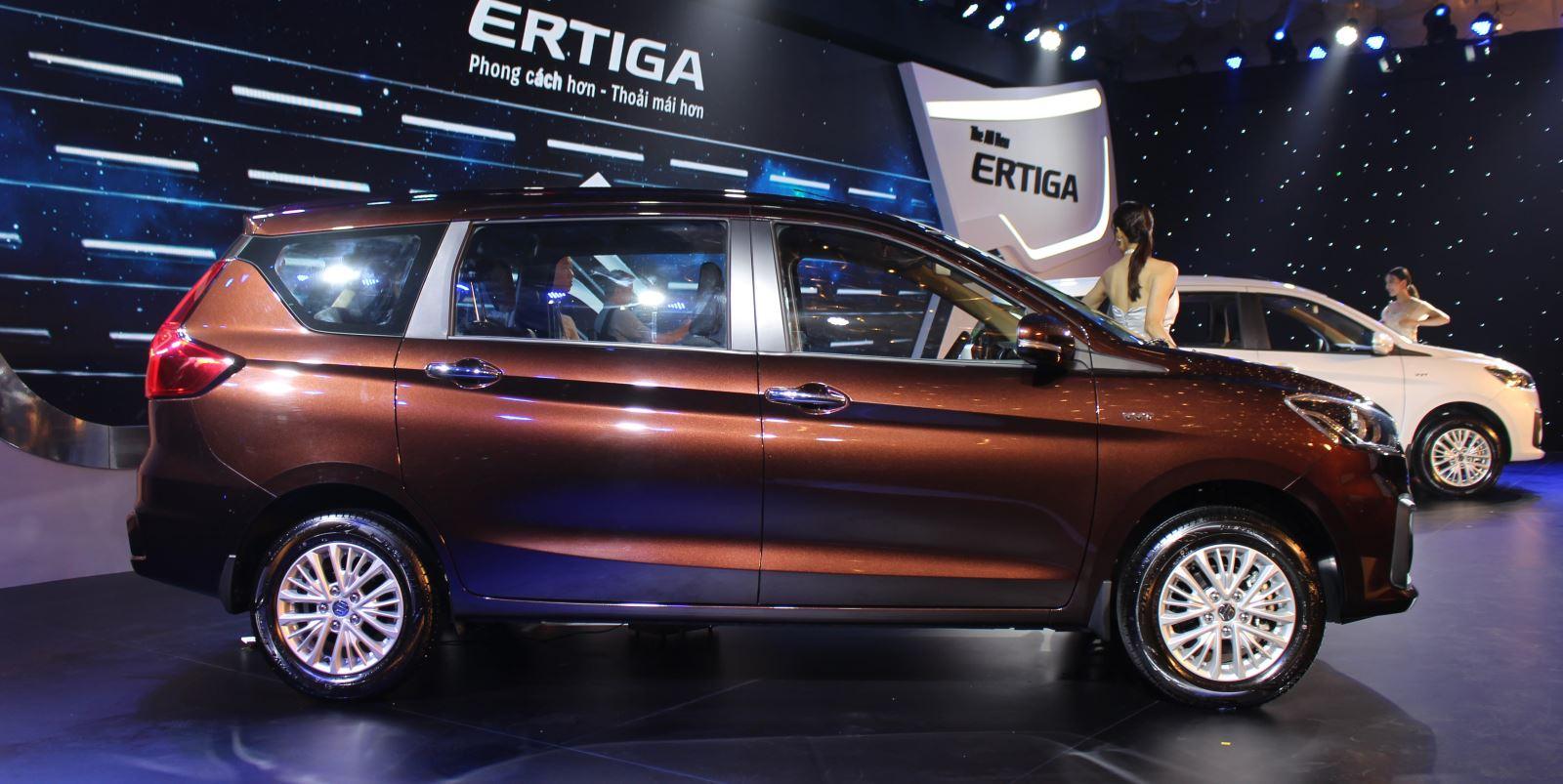 Giá tính lệ phí trước bạ của VinFast Fadil, Mazda CX-8, Suzuki Ertiga