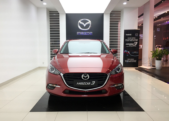 giá xe Mazda3