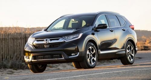 Honda CR V 2018