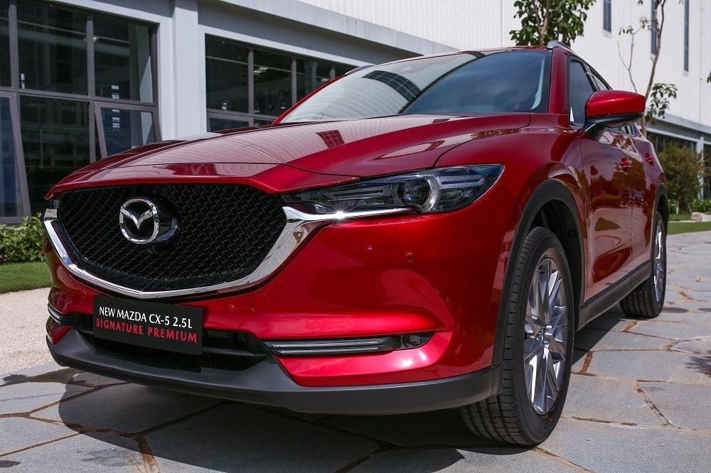 Mazda CX5 mới 6.5 của Mazda vừa trình làng có gì nổi bật?