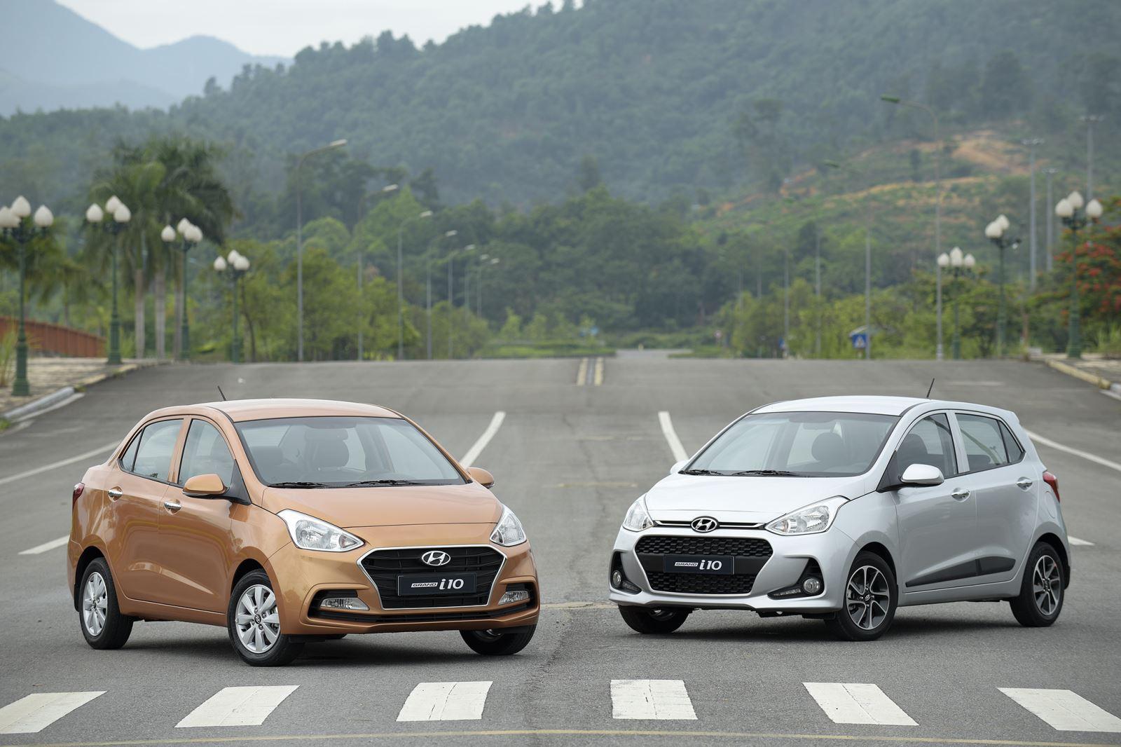Hyundai Grand i10 hiện là mẫu xe bán chạy nhất phân khúc hạng A