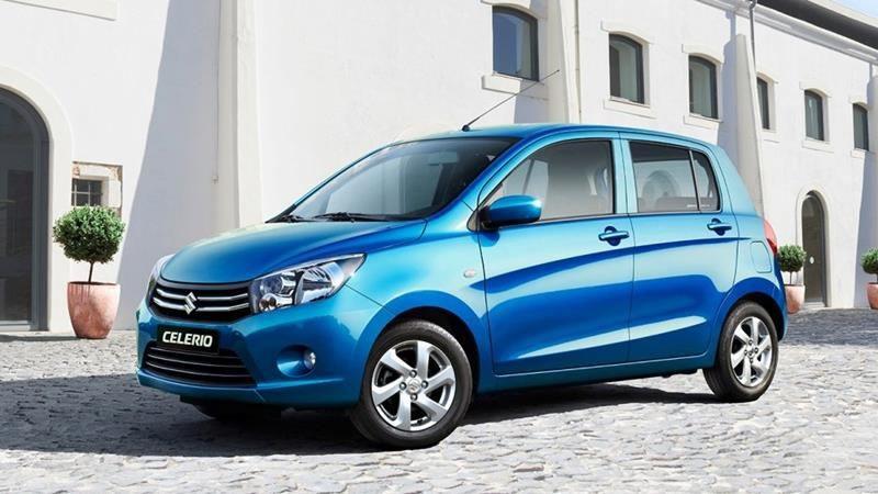 Suzuki Celerio bán được 592 xe trong 5 tháng đầu năm