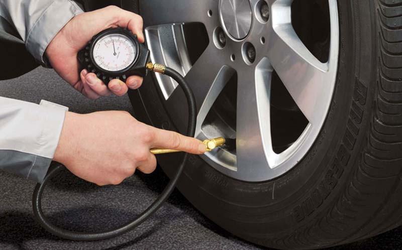 Cách phòng tránh nổ lốp