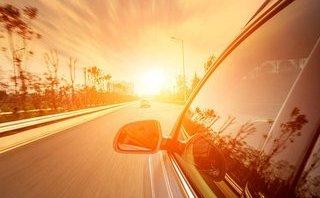 Phòng tránh và xử lý xe hơi nổ lốp dưới trời nắng nóng
