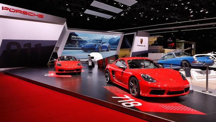 Porsche ra mắt ba phiên bản mới