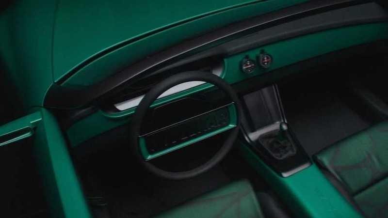Porsche 968 lột xác theo thương hiệu thời trang nổi tiếng L'Art de L'Automobile
