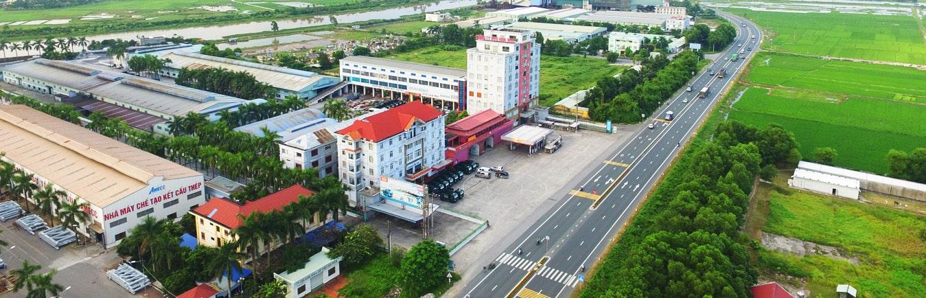 xe tải Hoa Mai, nhà máy ô tô Hoa Mai