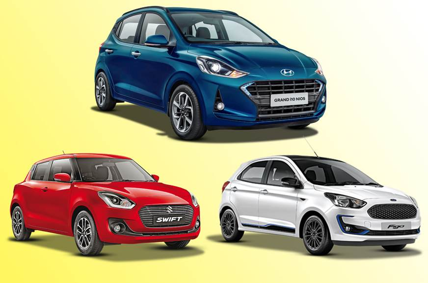 Hyundai Grand i10 Nios so găng cùng Suzuki Swift, Ford Figo: Kẻ tám lạng, người nửa cân