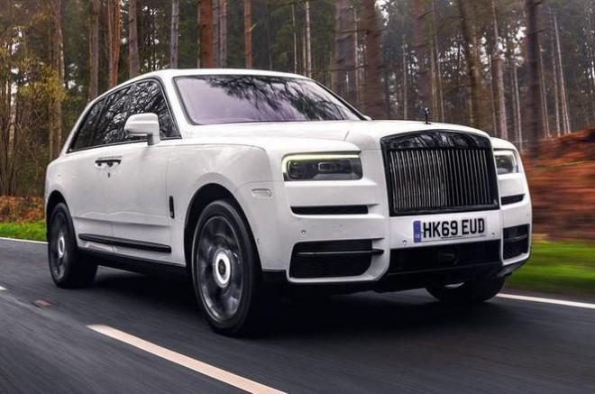 Top 10 siêu SUV tốt nhất năm 2020