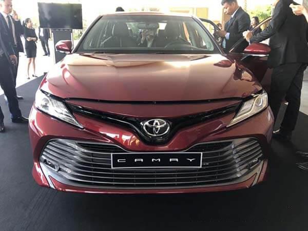 Tổng quan về Toyota Camry 2.5Q