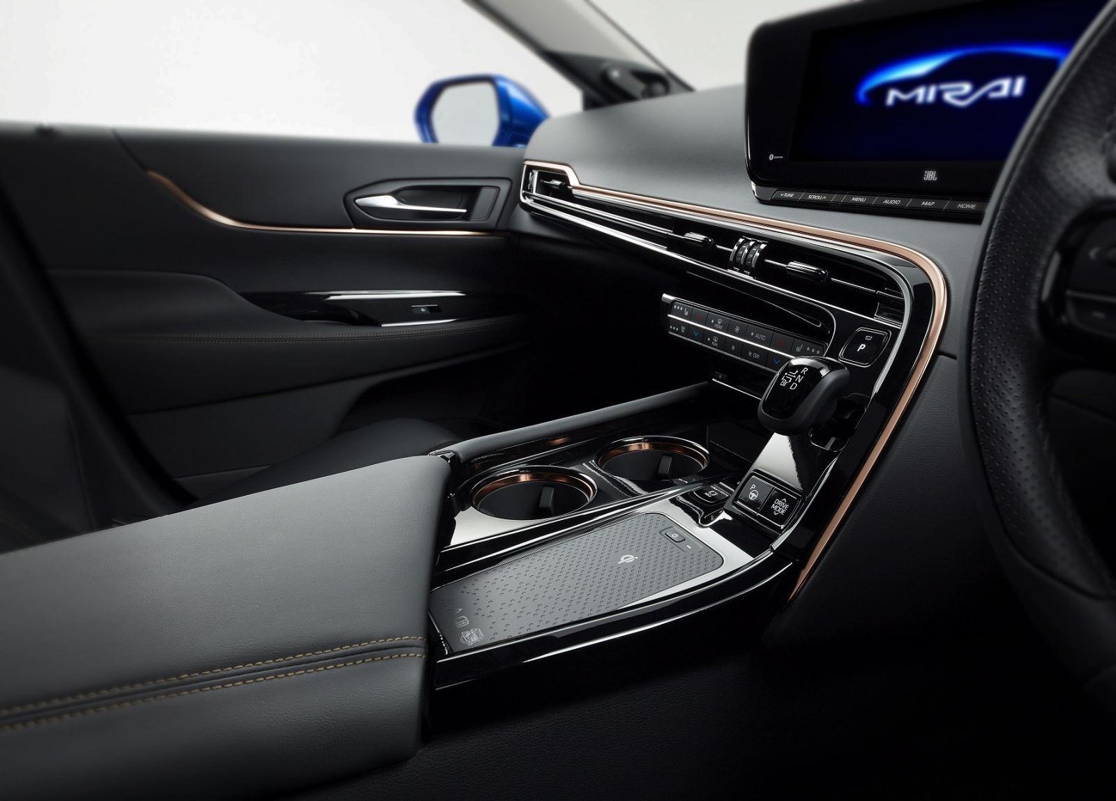 Rò rỉ thông tin Toyota Mirai concept thế hệ tiếp theo sẽ có nhiều đột phá