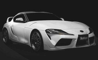Tưởng nhớ Paul Walker, Toyota GR Supra hoá thân theo phong cách xe của diễn viên quá cố