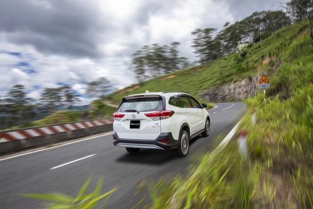 Toyota Rush – SUV 7 chỗ đáng cân nhắc cho gia đình