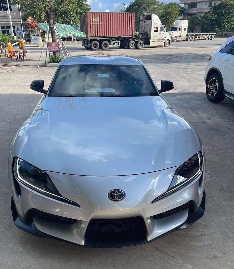 Toyota Supra 2021