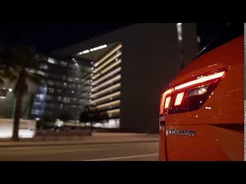 video Volkswagen tiguan allspace