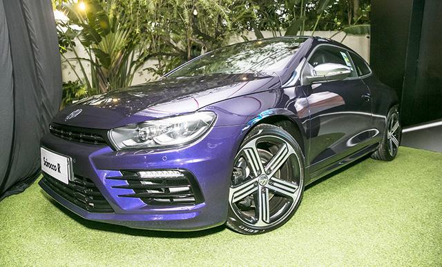 Volkswagen lại đưa mẫu Scirocco về lại Việt Nam