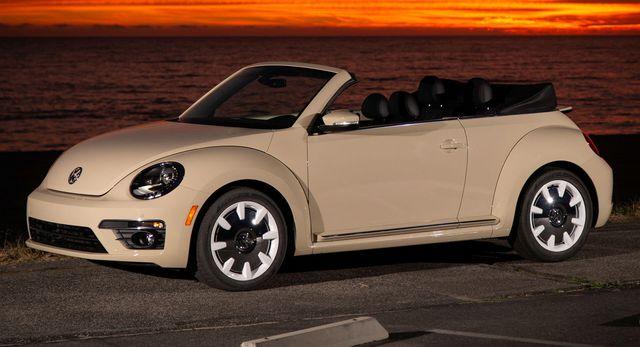 Sẽ không có xe Volkswagen Beetle chạy điện