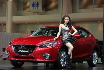 xe Mazda3